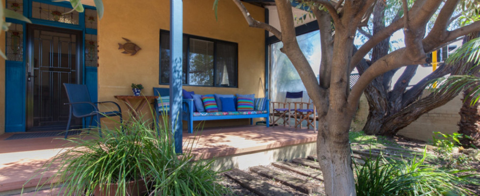 Fremantle beach house is affordable self contained family Accommodation in fremantle